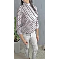 Koszulowa bluzka VIA