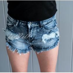 Spodenki jeans GWIAZDA...