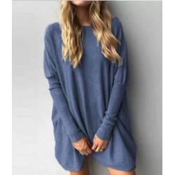 Bluzka/sweter light blue...