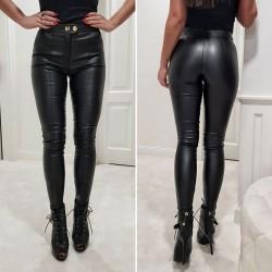 Spodnie woskowane dwa...
