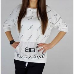 Bluza MEGI BALLADINE BB biała