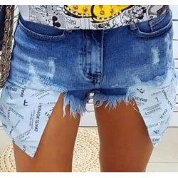 Spodenki jeans a'la ZARA