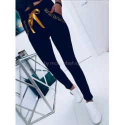 Spodnie dresowe GREECE czarne