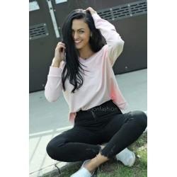 Bluza/ bluzka MAGICAL różowa