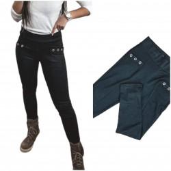 Spodnie bawełniane ELEGANT...