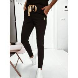 Spodnie dresowe BEAR czarne